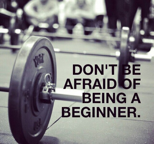 Don't be Afraid to be a Beginner! – Part II